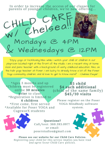 Child Care with Chelsea